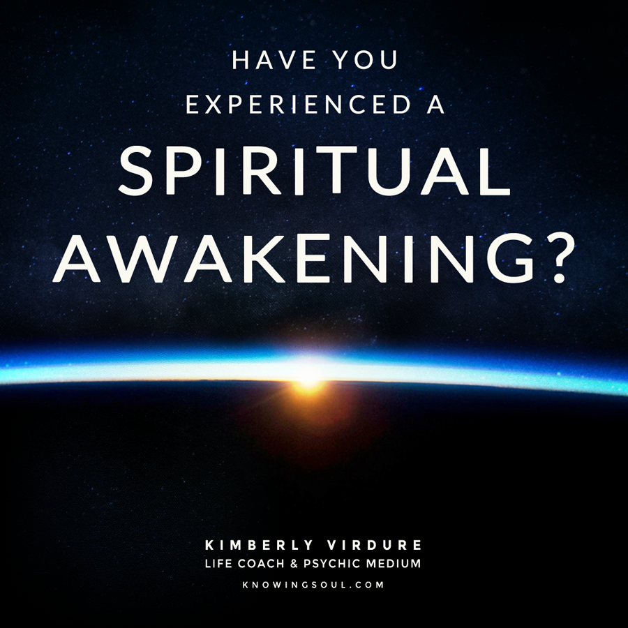 Have You Experienced a Spiritual Awakening?